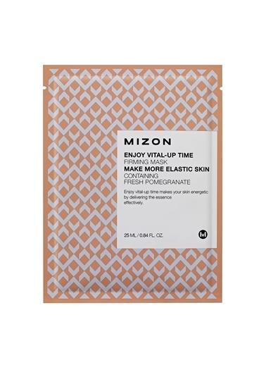 Mizon Mizon Enjoy VitalUp Time Firming Mask Sıkılaştırıcı Nar Ekstreli Maske Renksiz